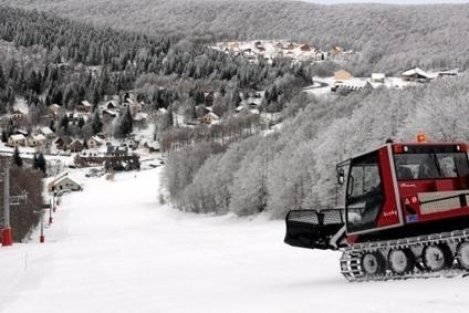 Ski grand format à Laguiole et Brameloup | L'info tourisme en Aveyron | Scoop.it