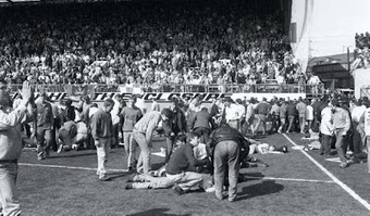 the crowd: Hillsborough and 'crowd control' | Sports Fascility Management | Scoop.it