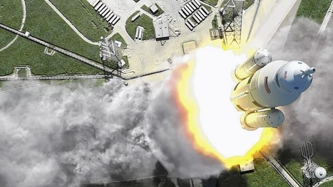NASA approves rocket for deep-space travel - Los Angeles Times | Space Exploration | Scoop.it