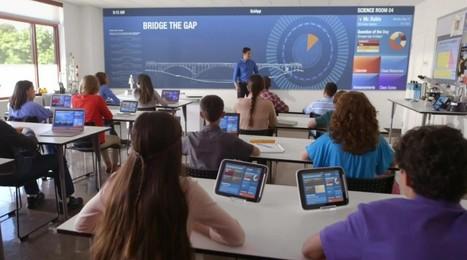 Así serán las clases del futuro en España | Contenidos para usuarios educativos de P | Scoop.it