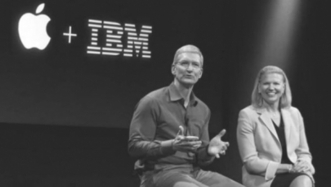 Apple, IBM Enterprise Mobility Pact Driven by Mutual Need - The VAR Guy | Corporate Television | Scoop.it
