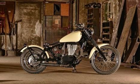 La Busca Motorcycles The Kraken | Custom bikes and Specials | Scoop.it
