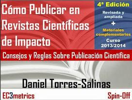 """Recursos de Investigación al Día: Curso """"Cómo Publicar en Revistas Científicas de Impacto"""". 4ª edición   Las revistas academico-científicas   Scoop.it"""
