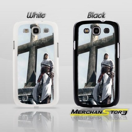 Assassin's Creed and Cross Samsung Galaxy S3 Case | Samsung Galaxy S3 Case | Scoop.it