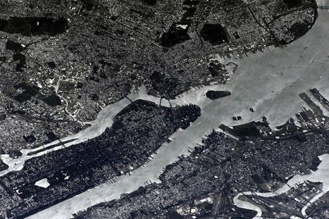 Spectaculaires photographies de la Terre et de l'espace par un cosmonaute | Enseigner l'Histoire-Géographie | Scoop.it