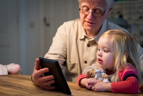 Help, mijn kind kan eerder swipen dan lopen | ICT en mediawijsheid | Scoop.it