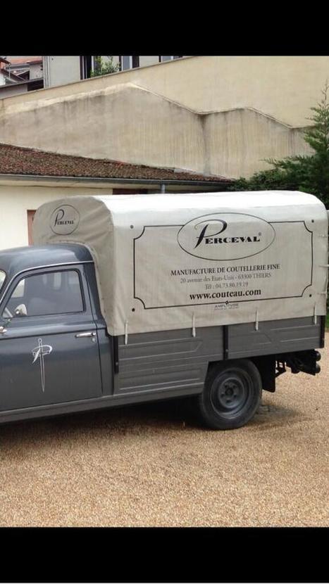 Twitter / Chef_Julien: Great visit of creme de la ... | News coutellerie internationale | Scoop.it