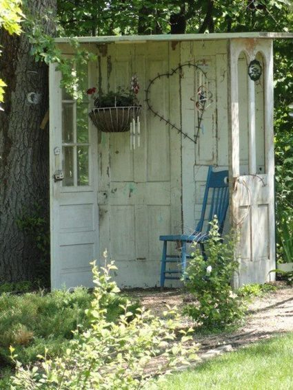 A special place to yourself | Upcycled Garden Style | Scoop.it