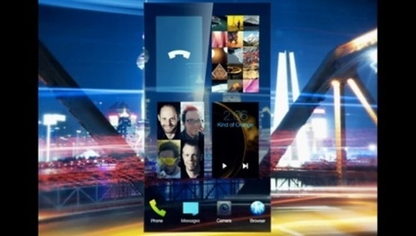 Jolla : vers des smartphones Foursquare, Facebook & Deezer ? | Musique & Streaming | Scoop.it