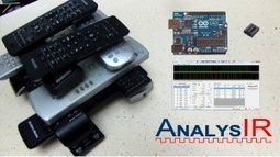 AnalysIR now decodes 40 Infrared Protocols - AnalysIR Blog | AnalysIR Infrared Anlayzer & Decoder for Arduino, USB IR Toy, Raspberry Pi and more | Scoop.it