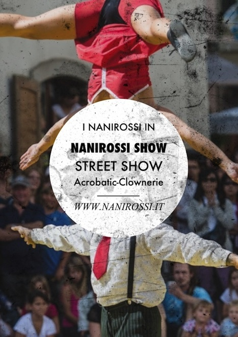 Nanirossi On Tour…appunti di viaggio di una coppia di artisti di strada | circus street art | Scoop.it
