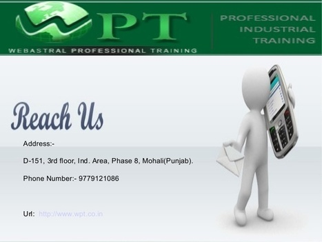 iphone  training | Top 10 Industrial Training Companies in Mohali | Scoop.it