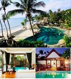 Enjoy white sand beach with beautiful sea and hillside views on Koh Samui Thailand. | Hotel in Asia | Scoop.it