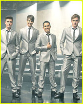 Big Time Rush: Summer Tour Coming! - Just Jared Jr. | Reckley Big Time Rush | Scoop.it