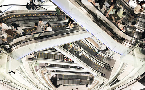 'Smartifying' the world's busiest cities | Digital Rail Research | Scoop.it
