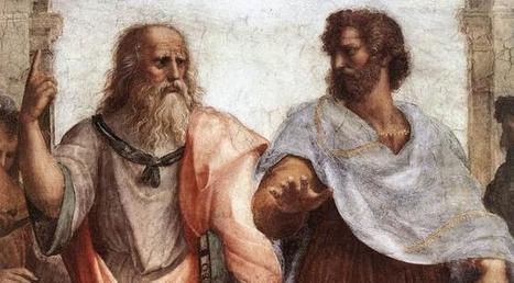 Cet universitaire aurait découvert un code secret dans les écrits de Platon | Remarquables | Scoop.it