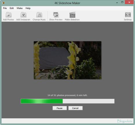How to Create Photo SlideShow with Music in Windows | Teeeekshoooov | Scoop.it