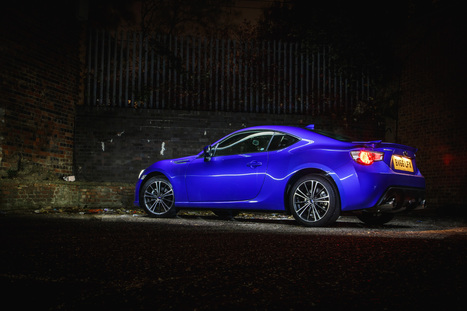 2016 Subaru BRZ 2.0i SE Review | Motor Verso Car News | Scoop.it
