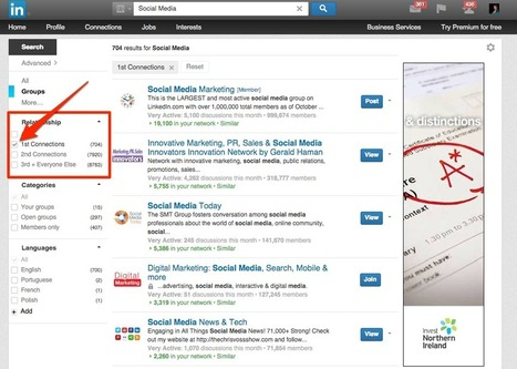 A Quick Guide To LinkedIn Groups | Something to know | Scoop.it