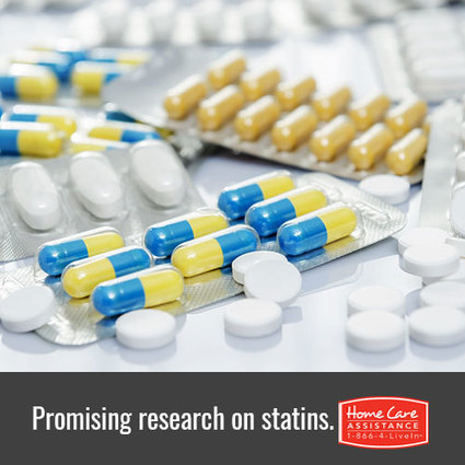 Do Statins Lower Senior Stroke Risk? | New Hampshire Home Care Assistance | Scoop.it