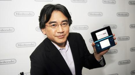 Nintendo's Satoru Iwata gets posthumous lifetime achievement award from gamingpeers   Innovation + Leaders   Scoop.it