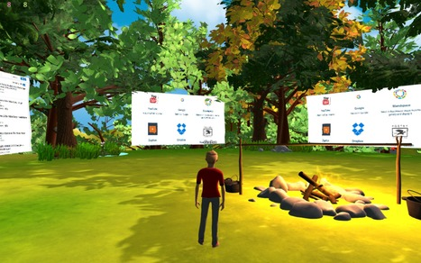 New Features in Edorble 3D classroom | Learning Technology News | Scoop.it