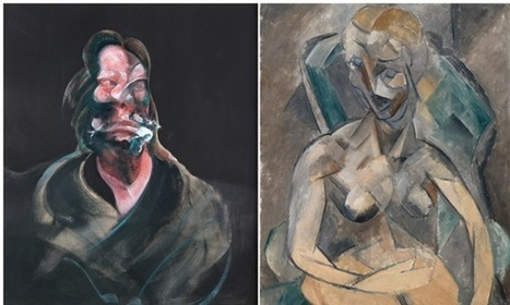 Francis Bacon and the Masters review – a cruel exposure of a con artist | The Aesthetic Ground | Scoop.it