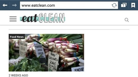 "Company launches sustainability website about ""the real dirt on real food"" 