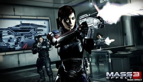 Is the video game industry sexist? | A2 Media S... | TCOLC Media Studies | Scoop.it