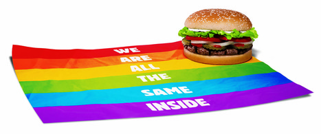 What Burger King's Proud Whopper tells us about marketing to LGBT consumers | Vloasis vlogging | Scoop.it