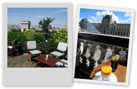 Top 10 des terrasses à Paris paris | Resto de paris | Epicure : Vins, gastronomie et belles choses | Scoop.it