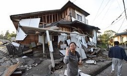 Japan hit by second powerful earthquake with fears of worse ahead | JAPAN, as I see it | Scoop.it