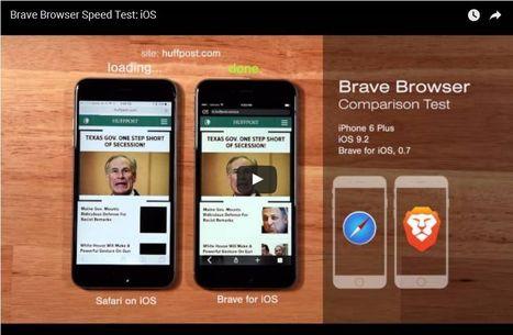 L'ex-PDG de Mozilla lance son navigateur Brave | Web et nous | Scoop.it