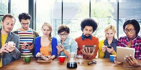 Plus personne ne télécharge d'applis. Vraiment ? | Digital Marketing | Scoop.it