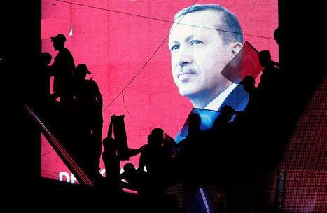 Les nouvelles mesures d'#Erdogan pour renforcer encore plus son pouvoir | L'Europe en questions | Scoop.it