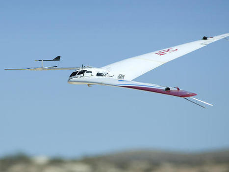 This could be the first airplane on Mars | Technology | Scoop.it