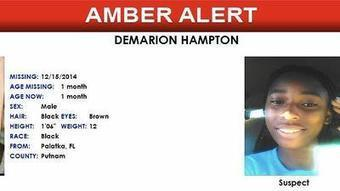 'AMBER Alert' 'issued for endangered baby boy from Putnam County 1 month old Boy, taken by 17 yo baby sitter, Jacksonville FL' | News You Can Use - NO PINKSLIME | Scoop.it