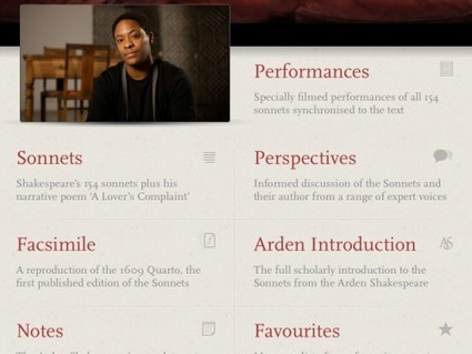 The Sonnets by William Shakespeare | Best Place to Read Greatest Classical Novels | Scoop.it
