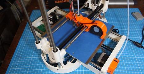 Découverte de la Discovery200 : l'imprimante 3D imprimée | Libre de faire, Faire Libre | Scoop.it