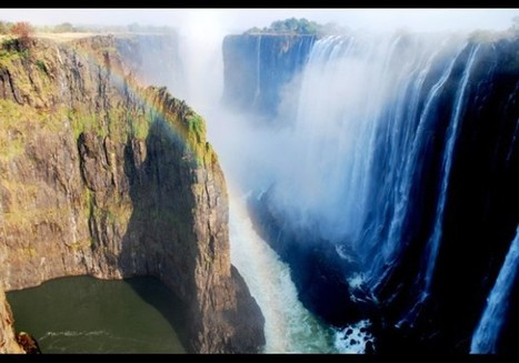 Zimbabwe's Victoria Falls, Abercrombie & Kent tours - Ashley Hamilton - Forbes | Share Some Love Today | Scoop.it
