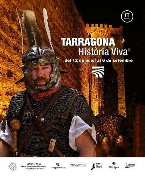 Tarragona Història Viva - TarracoViva 2014   Mundo Clásico   Scoop.it