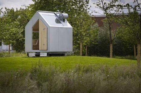 Vivere in 7 metri quadrati ecco la casa più piccola al mondo firmata Renzo Piano | Design Fanpage | Italica | Scoop.it