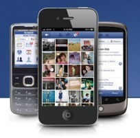 Facebook : Pour la première fois, les internautes mobiles quotidiens sont plus nombreux que ceux accédant à Facebook à partir d'un ordinateur | Entrepreneurs du Web | Scoop.it