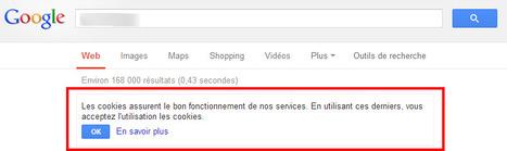Comment Google utilise les cookies | toute l'info sur Google | Scoop.it