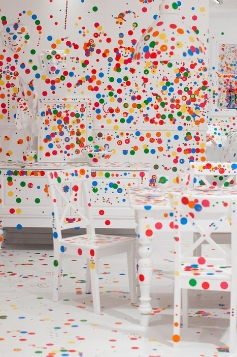 This is What Happens When You Give Thousands of Stickers to Thousands of Kids | Colossal | Systemic Architecture | Scoop.it