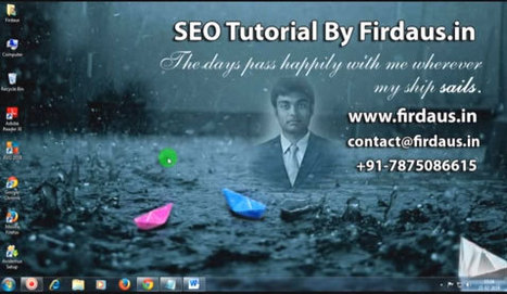 Free Online SEO Video Tutorial In Hindi For Beginners by Firdaus | Search Engine Optimization | Scoop.it