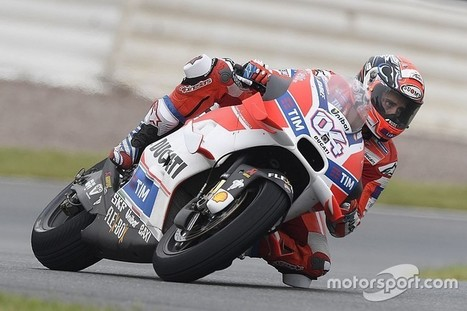 Dovizioso leads first day of Austria test as Ducati dominates | Ductalk Ducati News | Scoop.it