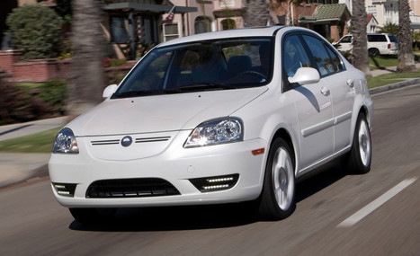 Coda Automotive to Launch Electric Car | Latest Coda Cars | Scoop.it