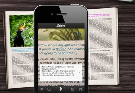 Linxy - Augmented reality encyclopedia | Tools for Learners | Scoop.it