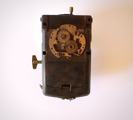 Une Gameboy se décline à la mode Steampunk - Chasseurs de cool | Choose Steampunk | Scoop.it